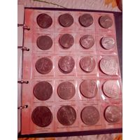 Полный комплект юбилейных монет ссср