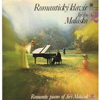 LP Jiri Malasek - Romanticky Klavir Jiriho Malaska | 2 (Romantic Piano Of Jiri Malasek | 2) (1976)