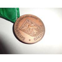 Медаль Австрия 25 лет Союз ветеранов войны Вермахт Kameradschaftsbund Штирия .