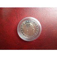 2 Евро Монако 2001 г.