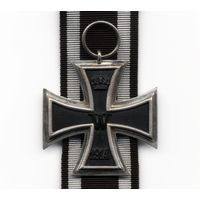 """Железный крест 2-го класса 1914. Оригинал. Клеймо """"800"""""""