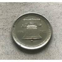 США 1/2 доллара 1926 - 150 лет Независимости - серебро