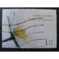 Финляндия 2006 цветок