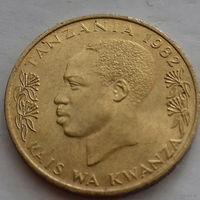 20 сенти, Танзания 1982 г., UNC
