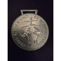 Медаль спортивная ГДР