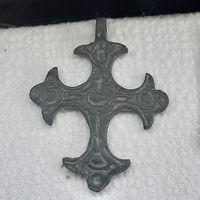 Крест криновидный