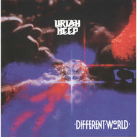 Uriah Heep - Different World (1991, Audio CD)