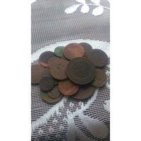 21 монета от пета до николая