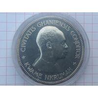 10 шиллингов 1958г Гана.