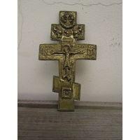 Крест распятие.Старинный