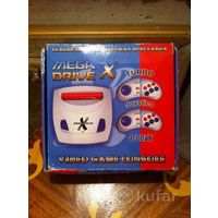 Игровая приставка Mega Drive X / Sega Mega Drive II