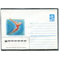 ХМК 1985. Синхронное плавание