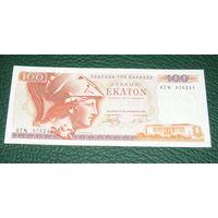 Греция 100 Драхм 1978