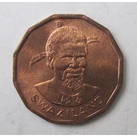 Эсватини. (Свазиленд) 1 цент 1975 ФАО - Еда для всех   .9G-11