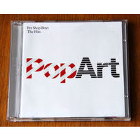 "Pet Shop Boys ""PopArt (The Hits)"" 2CD"