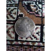 Монета 1763 года