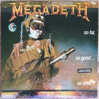 Megadeth - So Far, So Good... So What! / USA