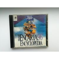 Encarta 96 Encyclopedia F-08 Microsoft