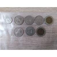 Монеты 1991года