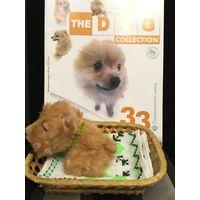The dog collection (коллекционный щенок с журналом 33-й выпуск)