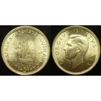5 шиллингов 1952 г ЮАР