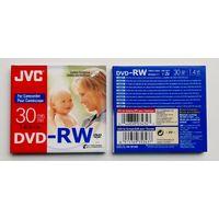 JVC DVD-RW Japan новые запечатанные