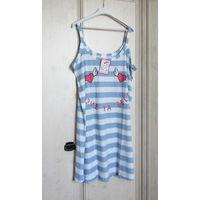 Ночная сорочка Домашнее платье Р-р 54