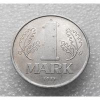 1 марка 1977 (А) ГДР #02