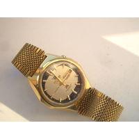 VINTAGE RICOH AUTOMATIC - Японские винтажные часы...С браслетом!Все из 70-тых!D36mm!