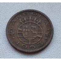 Ангола 50 сентаво, 1953  8-11-13
