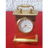 Кienzle.Миниатюра часы,4,5 см.Часы работают на батарейке,на ходу.Quarz