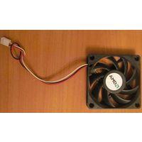 Вентилятор AVC DE07015B12L  7cm 70*70*15mm 70mm computer case cpu cooling fans 12V 0. 3A