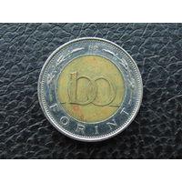 Венгрия, 100 форинтов 1997г.