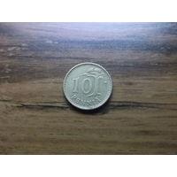 Финляндия 10 пенни 1971