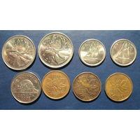 Канада, набор монет