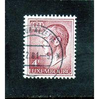 Люксембург.Ми-829.Серия: Великий Герцог Жан (1965-1991).