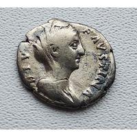 Рим, Фаустина Старшая-жена Антонина Пия, 140-141  2-1-22