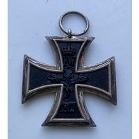 Железный Крест 1 Мировая, СОХРАН! Клеймо на кольце