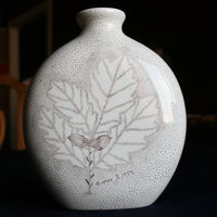 Ваза, керамика, ручная работа