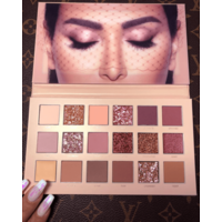 Huda Beauty The New Nude Palette палетка теней нюд