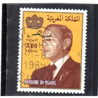 Марокко. Mi:MA 1014. Король Хасан II (1981-1999). 1983.