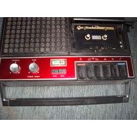 Магнитофон  СССР,1982 г.в-распродажа