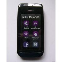 Nokia ASHA 309 (идеальное состояние). ТОРГ.