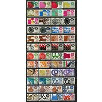 Мексика. 1979-1987. Мексиканский экспорт. Стандарт. Серия 48 марок.