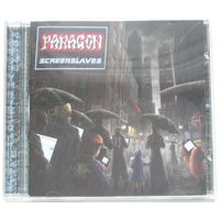 Paragon - Screenslaves CD (лицензия) [Heavy Metal]