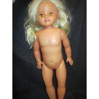 Кукла, тело ГДР, голова Ленигрушка Лена . Мотовилова .  55 см.