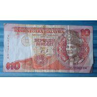 Малайзия 10 ринггит, 04