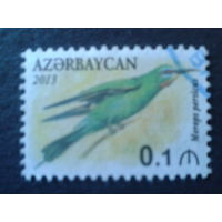 Азербайджан 2013 стандарт, птица