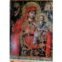 Тихвинская икона   Божий   Матери