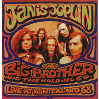 JANIS JOPLIN - BIG BROTHER & THE HOLDING COMPANY - LIVE AT WINTERLAND (1968)